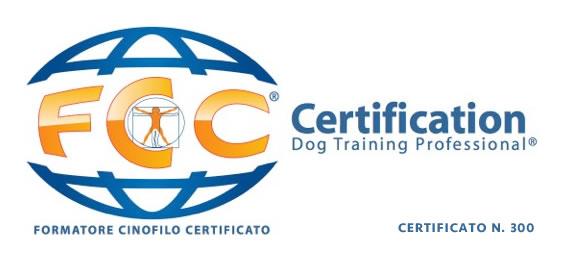 formatore cinofilo certificato